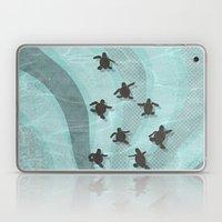Loggerhead Sea Turtle Ha… Laptop & iPad Skin