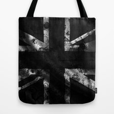 God Damn the Queen Tote Bag