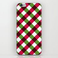 Holiday Pattern iPhone & iPod Skin