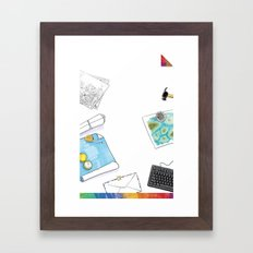 you're COLOR - Page 11 Framed Art Print