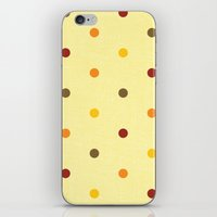 Polka Dot Love iPhone & iPod Skin
