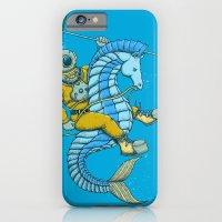 Deep Sea Hunting iPhone 6 Slim Case
