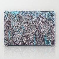Snow Pines(Blue) iPad Case
