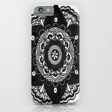 Flower Mandala Number 2 iPhone 6s Slim Case
