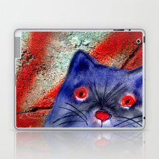 Gordon The Graffiti Cat Laptop & iPad Skin
