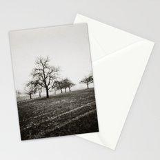 { skeleton trees } Stationery Cards