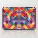 Squares Everywhere iPad Case