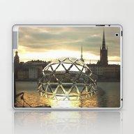 Laptop & iPad Skin featuring Intervention 49 by Viviana Gonzalez