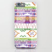 Watercolour Quilt #2 iPhone 6 Slim Case