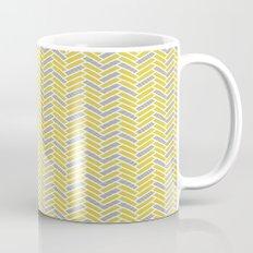 inspired herringbone Mug