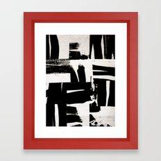 wabi sabi 16-02 Framed Art Print