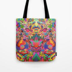 Second Vision Tote Bag