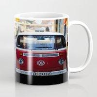 Vw T1 Mug