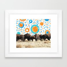 Wild Perspective Framed Art Print