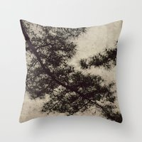 Can death be sleep,when life is but a dream... Throw Pillow