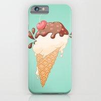 Summer Icecream iPhone 6 Slim Case