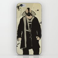 The Dark Knight: Bane iPhone & iPod Skin
