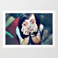 I Hate Taking The Bus Ho… Art Print