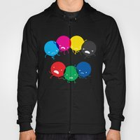 CMYK Fights RGB Hoody