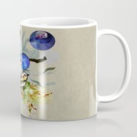 Yellow Birds Mug