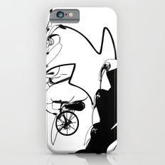 penguin posse iPhone 6s Slim Case