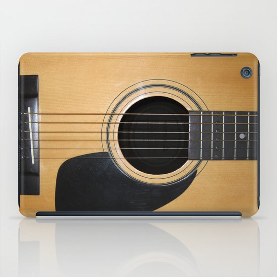 Guitar iPad Case