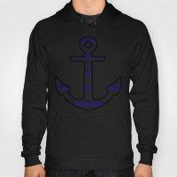 Sam's Anchor ss T-Shirt  Hoody