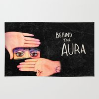 Behind The Aura Rug