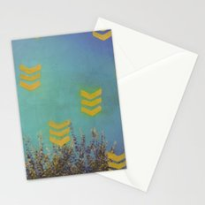 Above the Trees Stationery Cards