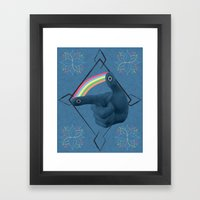 Psychonautic Explorations Framed Art Print