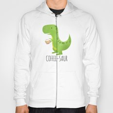 Coffee-saur Hoody