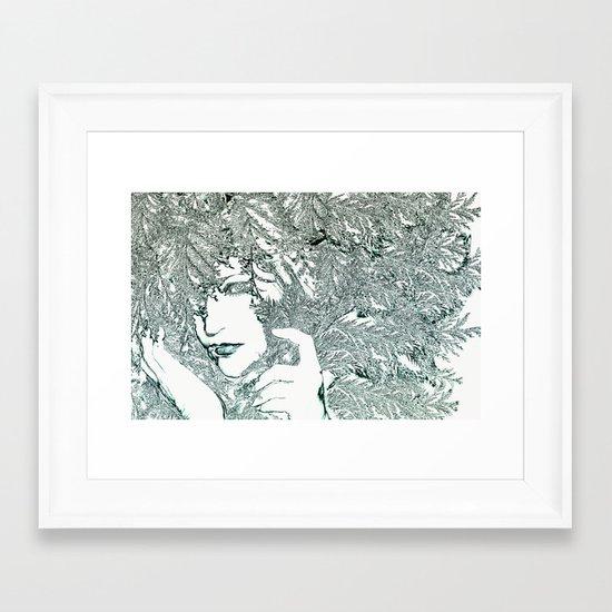New Plumage... Framed Art Print