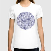friends T-shirts featuring Circle of Friends by micklyn