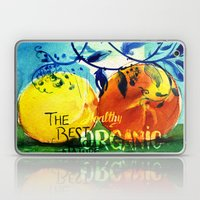 Organic Fruits Laptop & iPad Skin