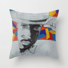 Andre (Benjamin)² Throw Pillow