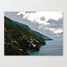 Amalfi Coast, Italy Canvas Print