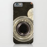 iPhone & iPod Case featuring Vintage Argus camera by Wood-n-Images