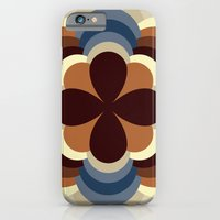 A kind of flower iPhone 6 Slim Case