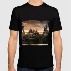 Dreamcastle SMALL Black Mens Fitted Tee