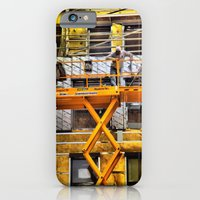 What's going on down there ? iPhone 6 Slim Case