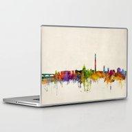 Washington DC Skyline Ci… Laptop & iPad Skin