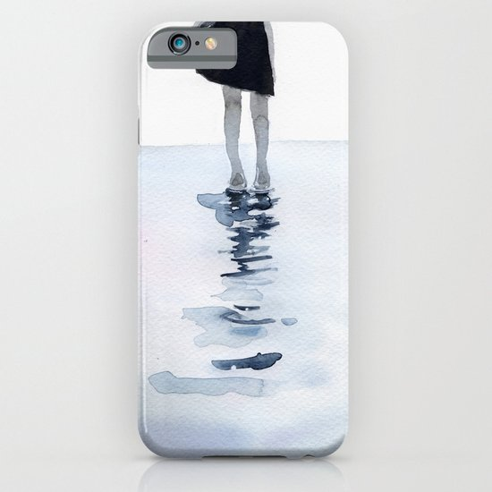 all around the sea iPhone & iPod Case
