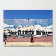 Old Downtown Clearwater Canvas Print