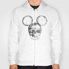 Mickey Skull Hoody