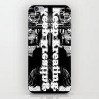 Keep Kreating iPhone & iPod Skin