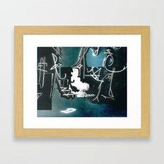 Sonetikunu Framed Art Print
