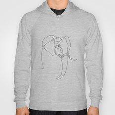 Elephant line Hoody