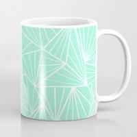 Ab Fan Mint Mug