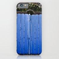 Blue Doors iPhone 6 Slim Case