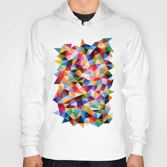 Space Shapes Hoody